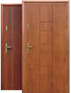 Drzwi wejœciowe do mieszkañ - Triton